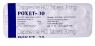 Poxet-30 (Дапоксетин) таблетки для продления секса 10 таб. по 30 мг