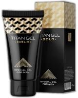Titan Gel Gold крем для увеличения члена с усиленным механизмом действия 50 мл