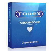 """Презервативы Torex """"Классические"""", 3 шт."""