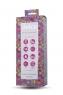 Водонепроницаемый вибратор TOYFA Dolce Jaden, 12,5 см (7 режимов вибрации)